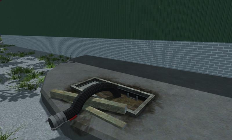 Animated manure basin v 1.0