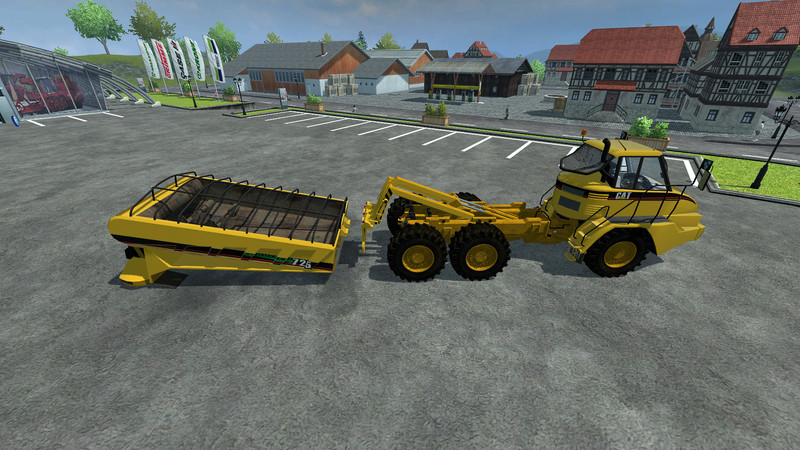 CAT 725 Articulated Pack v 1.5 3