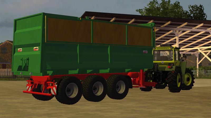 Kroger Agroliner MUK 402 v 1.1 Forst 1