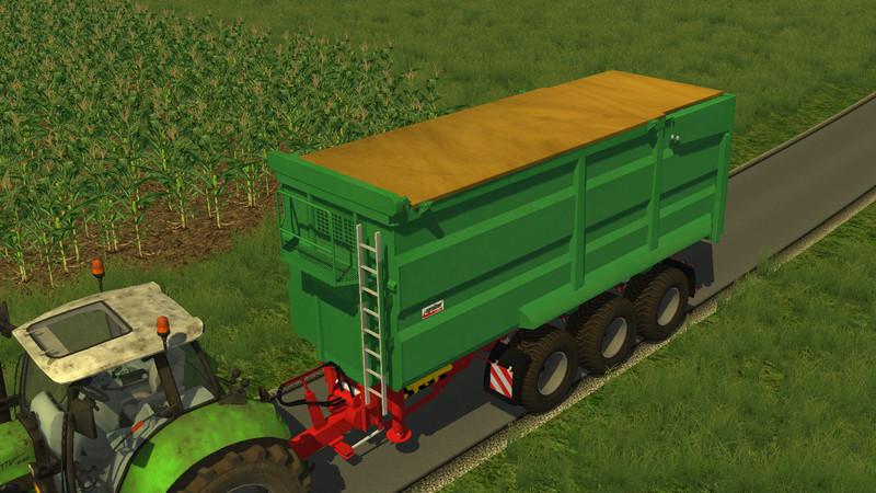 Kroger Agroliner MUK 402 v 1.1 Forst 4
