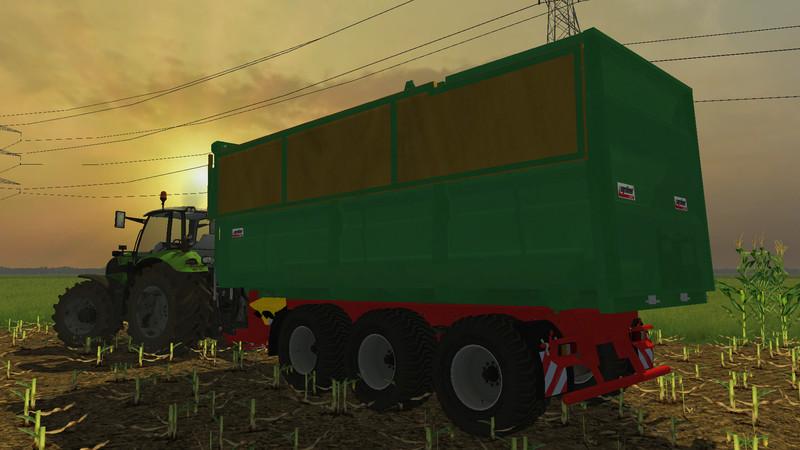 Kroger Agroliner MUK 402 v 1.1 Forst 5