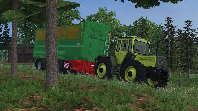 Kroger Agroliner MUK 402 v 1.1 Forst