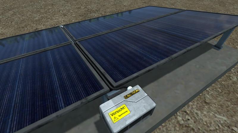 Solar Panel v 1.0 1