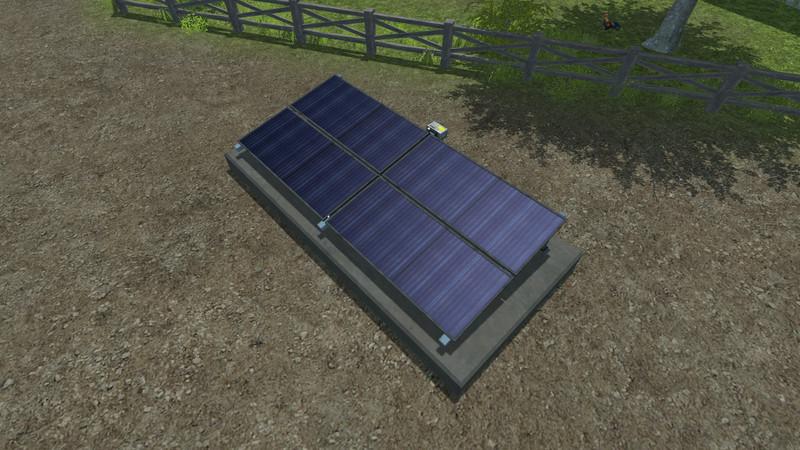 Solar Panel v 1.0 2