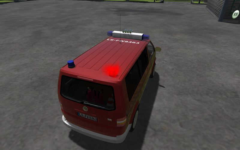 Vw T5 Mcu 2 V 1 0 Farming Simulator 2013 Ls Mod