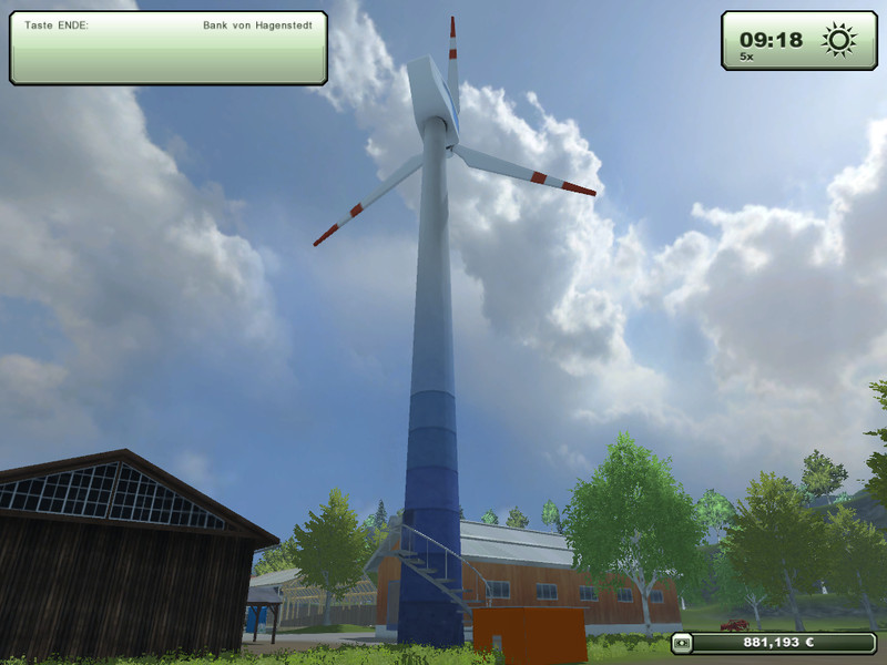 Windmill With Transformer V 1.0 1