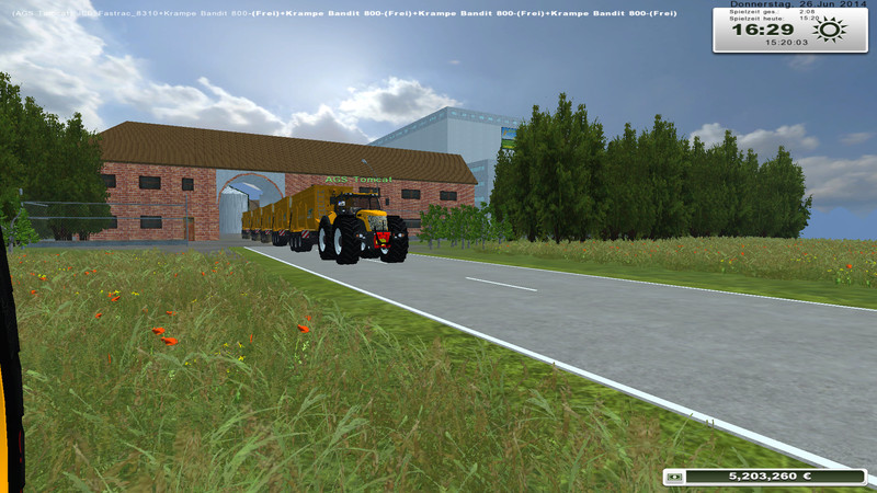 AGS Map V 1.0 3