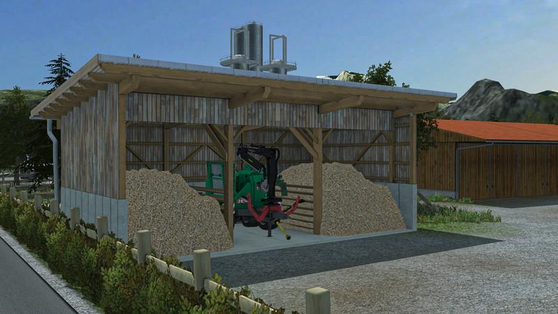 Chip Storage V 1 0 Farming Simulator 2013 Ls Mod