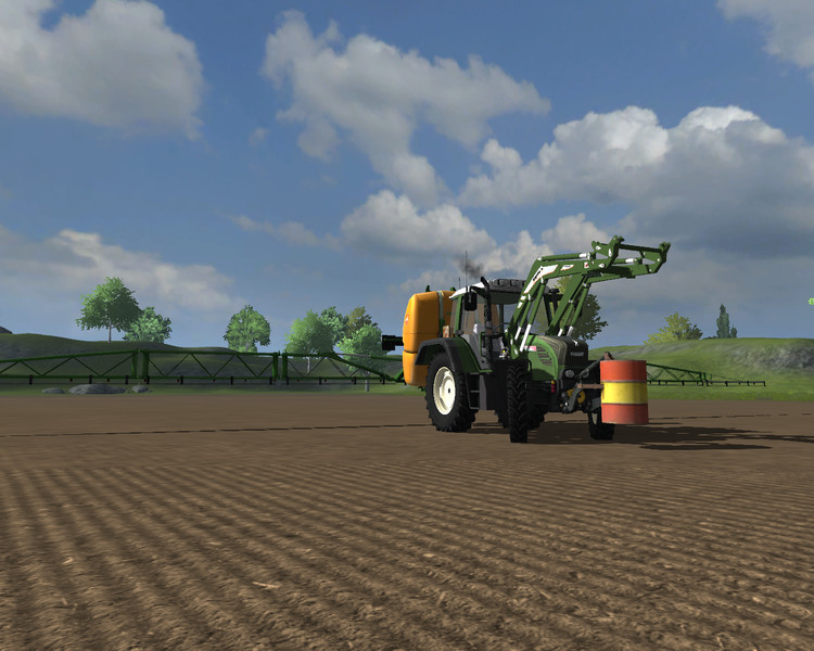 Fendt 312 TMS WHITE v 2.0 MR 2