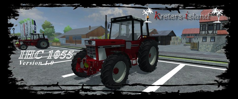 IHC 1055 A four-wheel FH v 1.0 MR 3