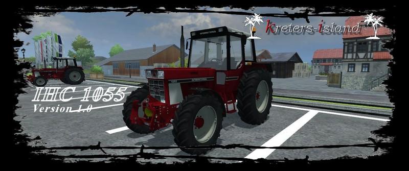 IHC 1055 A four-wheel FH v 1.1 MR  3