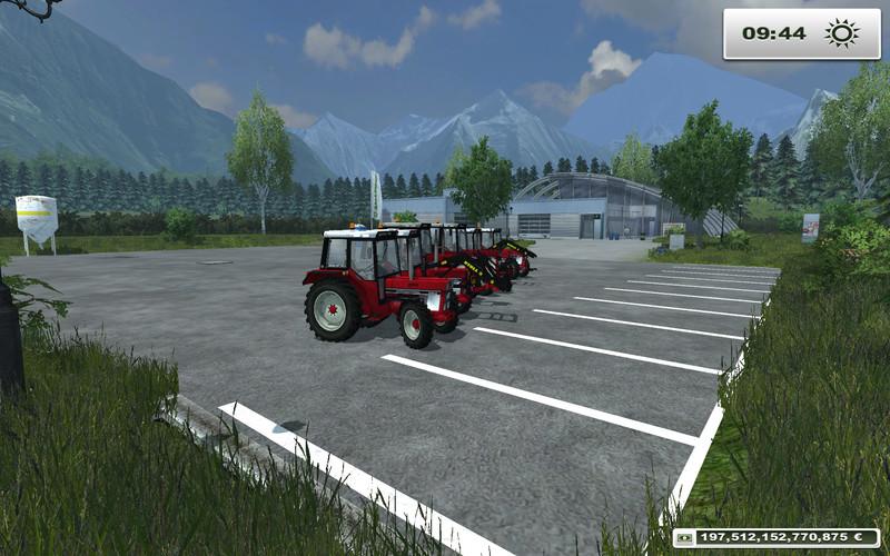 IHC 1055 A four-wheel FH v 1.1 MR  5