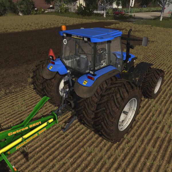 New Holland TM150 V 1.0 MR 1