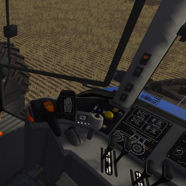 New Holland TM150 V 1.0 MR 2