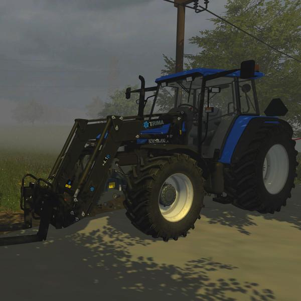 New Holland TM150 V 1.0 MR