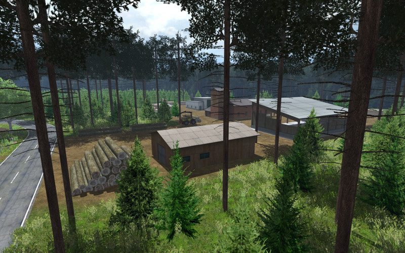 Small Beauty Village V 1.1 Forst