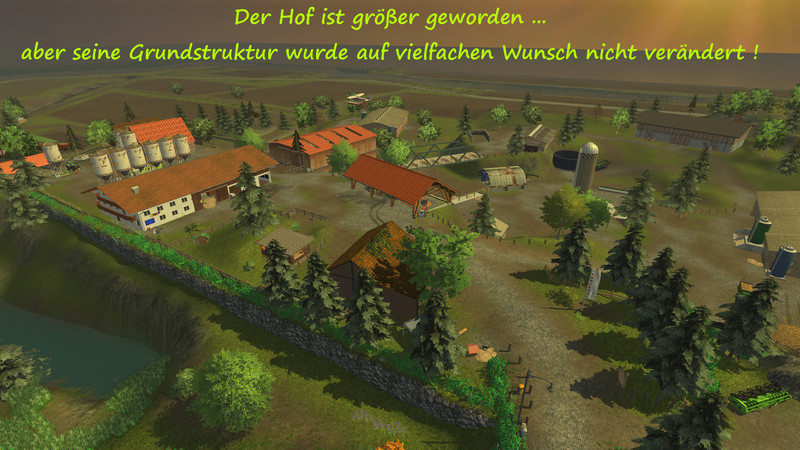 Tannenhof v 2.3 Insel 5